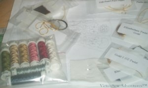 Floral Glove Course Kit
