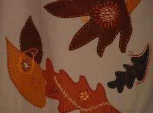 First Skirt Detail