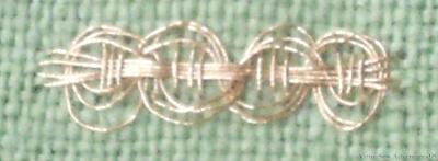 Guilloche Stitch
