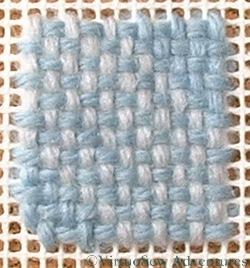A Patch Of Linen Stitch