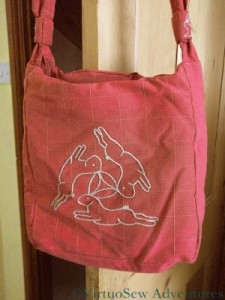 Three Rabbits Bag