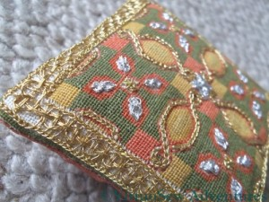 Close Up Of Pincushion