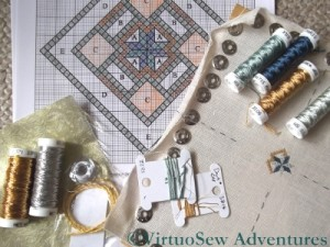 Starting The Petite Pincushion