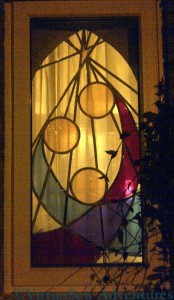 Second Version of the Stained Glass Window