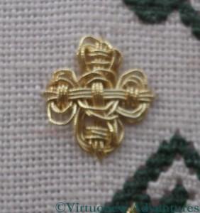 Cross Variation Guilloche
