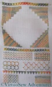 Pulled Thread Sampler