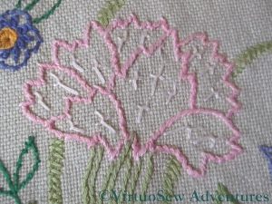Sword Stitch Chrysanthemum