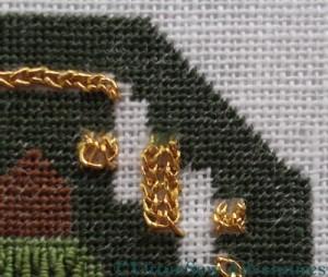Ceylon Stitch Straps