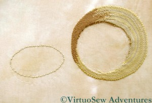 Asymmetric Spiral Trellis