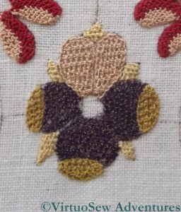 Pansy From Month Three