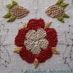 Second Tudor Rose