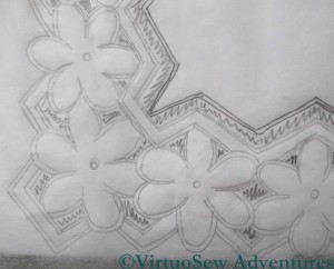 Tracing Cutwork