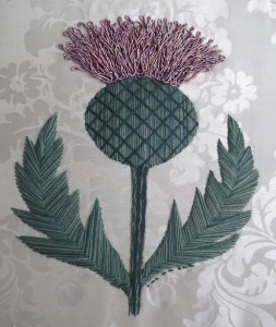 Thistle Finished