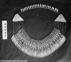 Necklace Photo (Copyright The Egypt Exploration Society)