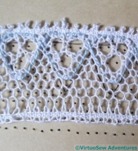 Sleeve Lace