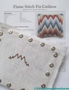 Pincushion Instructions