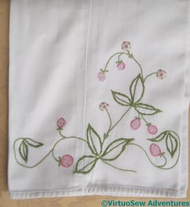 Trouser Embroidery