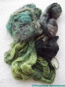 Silk fo Spinning