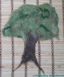 Second experimental tree