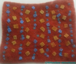 Embellishment Needlefelted