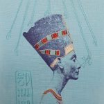 Finished Head Of Nefertiti