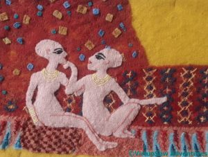 Two Amarna Princesses