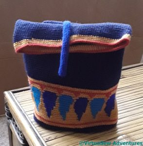 Amarna Backpack Finished