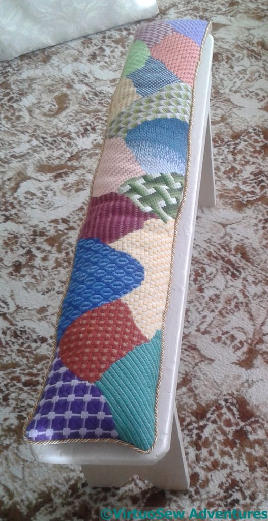 Finished Form Cushion