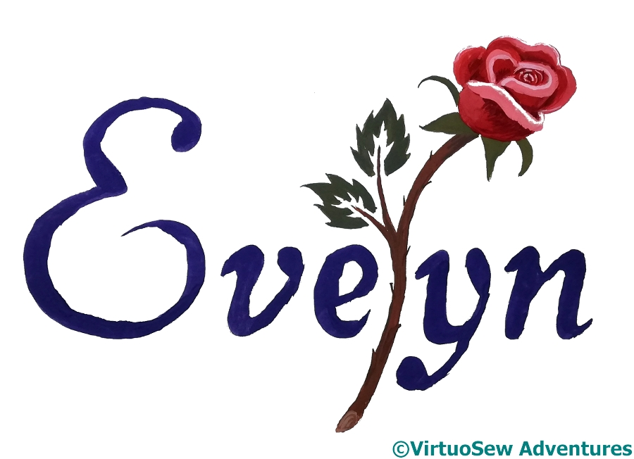 Design for Evelyn Rose