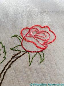 Glint On Fabric