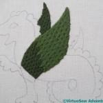 Wings In Laidwork